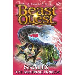 Skalix the Snapping Horror: Series 20 Book 2 (Beast Quest)