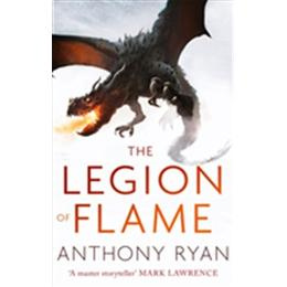 The Legion of Flame (Pocket, 2018)