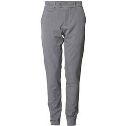 Les Deux Como Suit Pants - Grey Melange