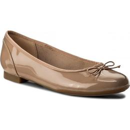 Clarks Couture Bloom - Nude Patent