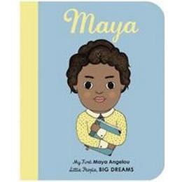 Maya Angelou: My First Maya Angelou (Little People, Big Dreams)