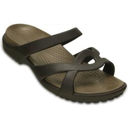 Crocs Meleen Twist - Espresso/Walnut