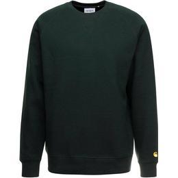 Carhartt Chase Sweatshirt Loden/Gold