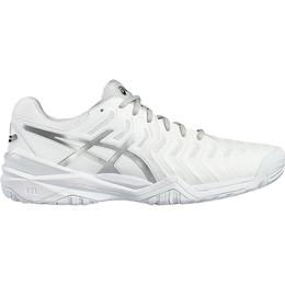 Asics Gel-Resolution 7 M - White/Silver