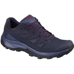 Salomon Outline W - Evening Blue / Crown Blue / Potent Purple