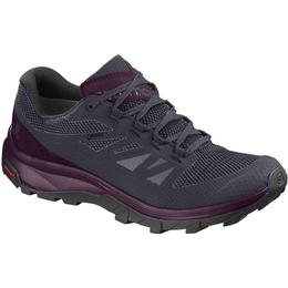 Salomon Outline GTX W - Grey/Purple