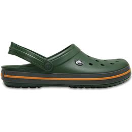 Crocs Crocband Forest Green/Slate Grey