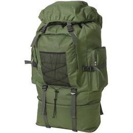 vidaXL Army Backpack XXL 100L - Green