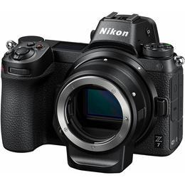 Nikon Z7 + FTZ Kit