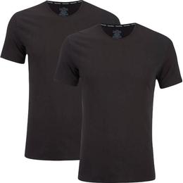 Calvin Klein T-shirt 2-pack - Black