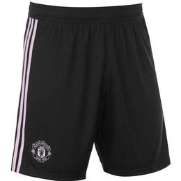 Adidas Manchester United Away Shorts 18/19 Sr