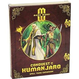 Arcane Wonders Mage Wars: Conquest of Kumanjaro Spell Tome Expansion