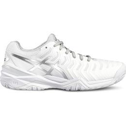 Asics Gel-Resolution 7 W - White/Silver