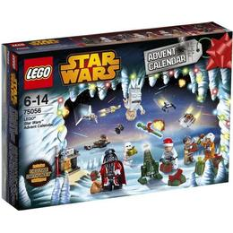 Lego Star Wars Adventskalender 2014 75056