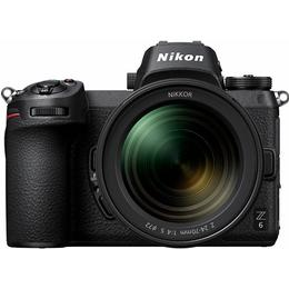 Nikon Z6 + 24-70mm f/4 S + FTZ Kit