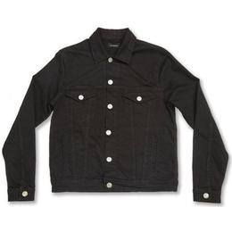 Gabba Dave Denim Jacket Black