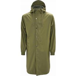 Rains Fishtail Parka Unisex - Sage