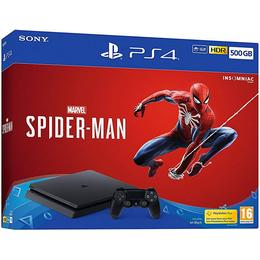 Sony PlayStation 4 Slim 500GB - Marvel's Spider-Man