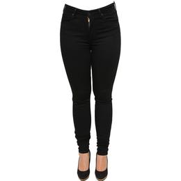 Levi's Mile High Super Skinny Jeans - Black Galaxy