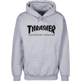 Thrasher Magazine Skate Mag Hoodie - Grey