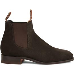 R.M.Williams Suede Rm - Brown