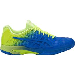 Asics Solution Speed FF L.E M - Imperial/Flash Yellow