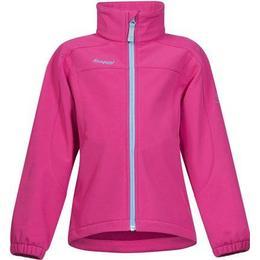 Bergans Reine Jacka - Hot Pink/Turquoise (6959)
