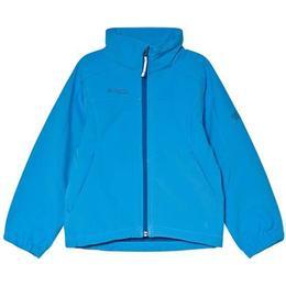 Bergans Reine Kids Jacket - Light Winter Sky/Athens Blue