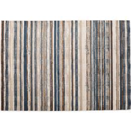 RugVista RVD19210 Layered (160x230cm) Grå, Flerfärgad