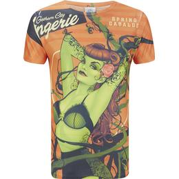 DC Comics Bombshell Poison Ivy T-shirt - Red