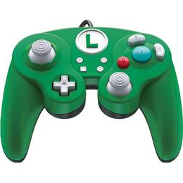 PDP Nintendo Switch Wired Fight Pad Pro Controller - Luigi