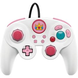 PDP Nintendo Switch Wired Fight Pad Pro Controller - Peach