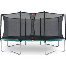 Berg Grand Favorit 520cm + Comfort Safety Net