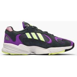 Adidas Yung-1 M - Legend Ivy/Hi-Res Yellow/Active Purple