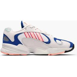 Adidas Yung-1 M - Crystal White/Clear Orange/Collegiate Royal