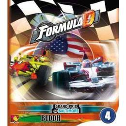 Asmodee Formula D: Circuits 4 Grand Prix of Baltimore & Buddh