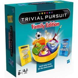 Hasbro Trivial Pursuit Family