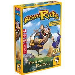 Pegasus Spiele Brave Rats Duell der Ratten