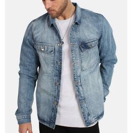 Just Junkies Volcano Jacket - Ocean Blue Patch