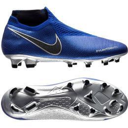 Nike Phantomvsn Elite Dynamic Fit FG - Blue/Silver