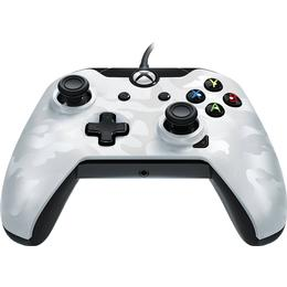 PDP Wired Controller - White Camo