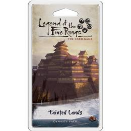 Fantasy Flight Games Legend of the Five Rings: The Card Game Tainted Lands