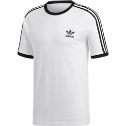 Adidas 3-Stripes T-shirt - White