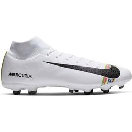 Nike Mercurial Superfly 6 Academy LVL UP MG M - White/Pure Platinum/Black
