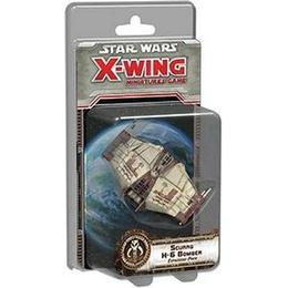 Star Wars: X Wing Scurrg H-6 Bomber