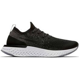 Nike Epic React Flyknit W - Black/Grey