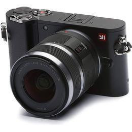 YI M1 + 12-40mm