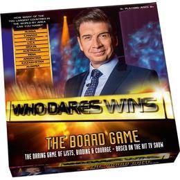 Paul Lamond Games Who Dares Wins