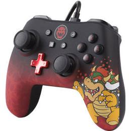 PowerA Nintendo Switch Wired Controller – Bowser Edition