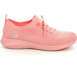 Skechers Ultra Flex Pastel Party W - Coral